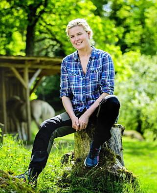 DELTAR: Vendela Maria Kirsebom, tidligere modell og programleder. Foto: Bjørn Langsem / Dagbladet