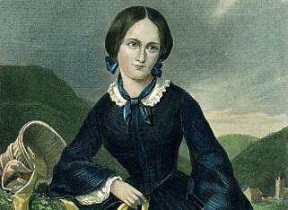 FORFATTER: Charlotte Brontë er kjent for romanen «Jane Eyre». FOTO: The Granger Collection / NTB Scanpix