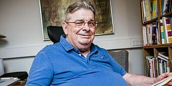 image: Jesper Juul (68) kunne ikke snakke på fire år