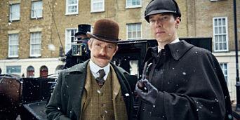 image: Full «Sherlock»-krangel: - Patetisk