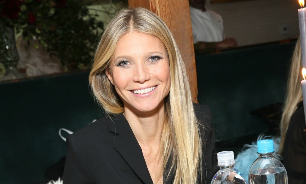 FORLOVELSE I VENTE?: En venn av Gwyneth Paltrow tror kjæresten hennes snart skal ned på kne og fri. Hvis det stemmer, blir dette stjernens tredje forlovelse. Foto: NTB scanpix