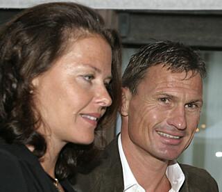 NÆRE VENNER: Petter Stordalen og Ingrid Fuglehaug Stordalen var gift i 17 år. Foto Knut Fjeldstad / SCANPIX