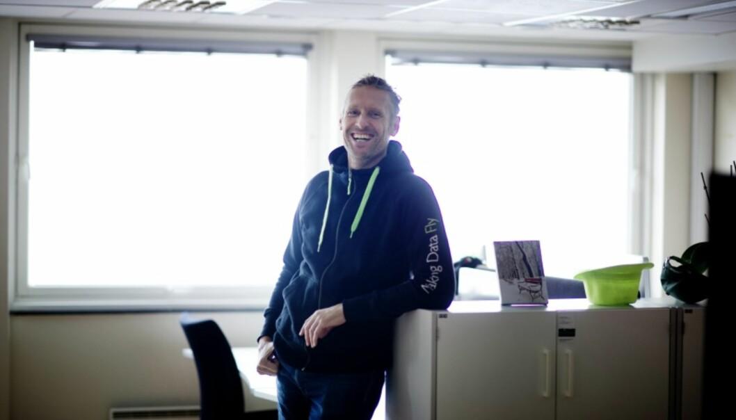 <strong>EKSPANSJON:</strong> &nbsp;Greenbird-sjef Thorsten Heller har store planer om å få selskapet ut i verden. Foto: Eivind Yggeseth / Finansavise
