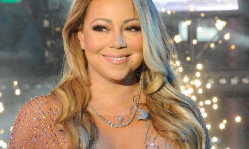 image: Mariah Careys nyttårsopptreden gikk rett vest. Stormet av scenen