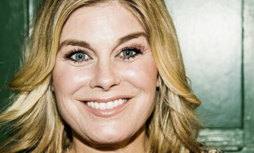 image: Gråt og var redd før sexscene med Stellan Skarsgård