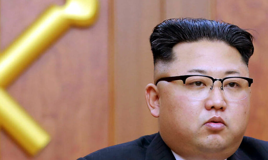 image: Alt så ut til å være ved det samme, men så gikk ekspertene gjennom Kim Jong-uns nyttårstale og ble forundret
