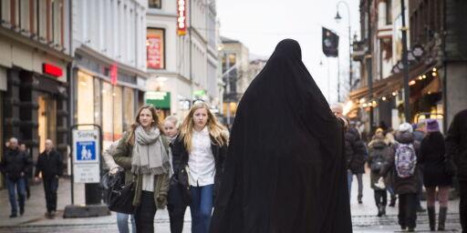 image: Hva vi ikke snakker om når vi snakker om håndhilsing og niqab