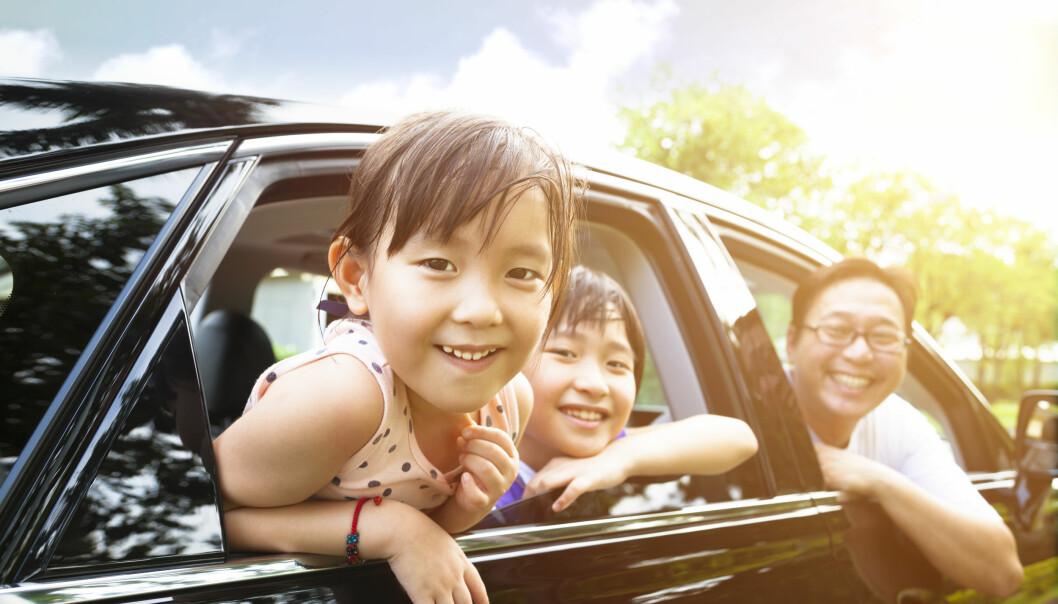 <strong>ØKT ENGANGSSTØNAD:</strong> Du som ikke har rett på foreldrepenger, kan ha rett på engangsstønad ved fødsel eller adopsjon. Foto: Shutterstock/NTB Scanpix