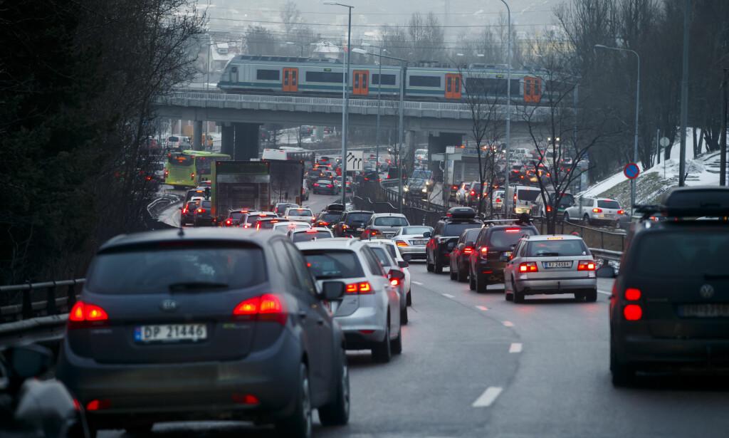 - VIS HENSYN: Tirsdag og onsdag må du la dieselbilen stå i Oslo. Foto: Heiko Junge / NTB scanpix