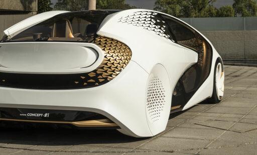 image: Mer futuristisk enn dette blir det ikke!