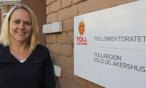 Sonja Finne, underdirektør i Tolldirektoratet. Foto: Tolldirektoratet