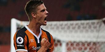 image: Markus Henriksen blir kaptein i Hull