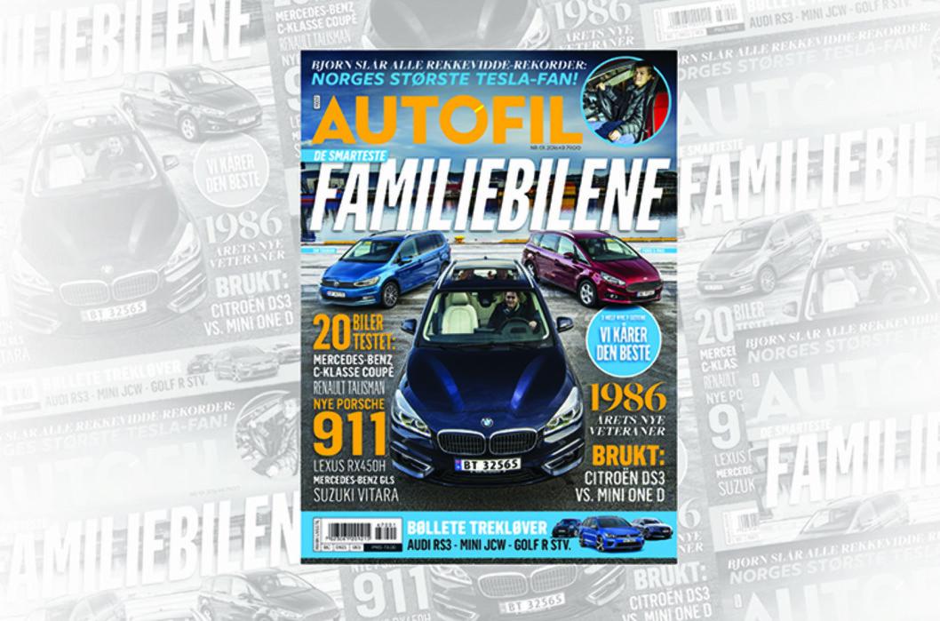 Årets første Autofil i salg