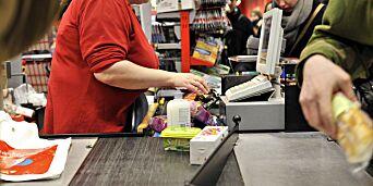 image: Høyre vil fase ut kontantplikt i butikker innen tre år