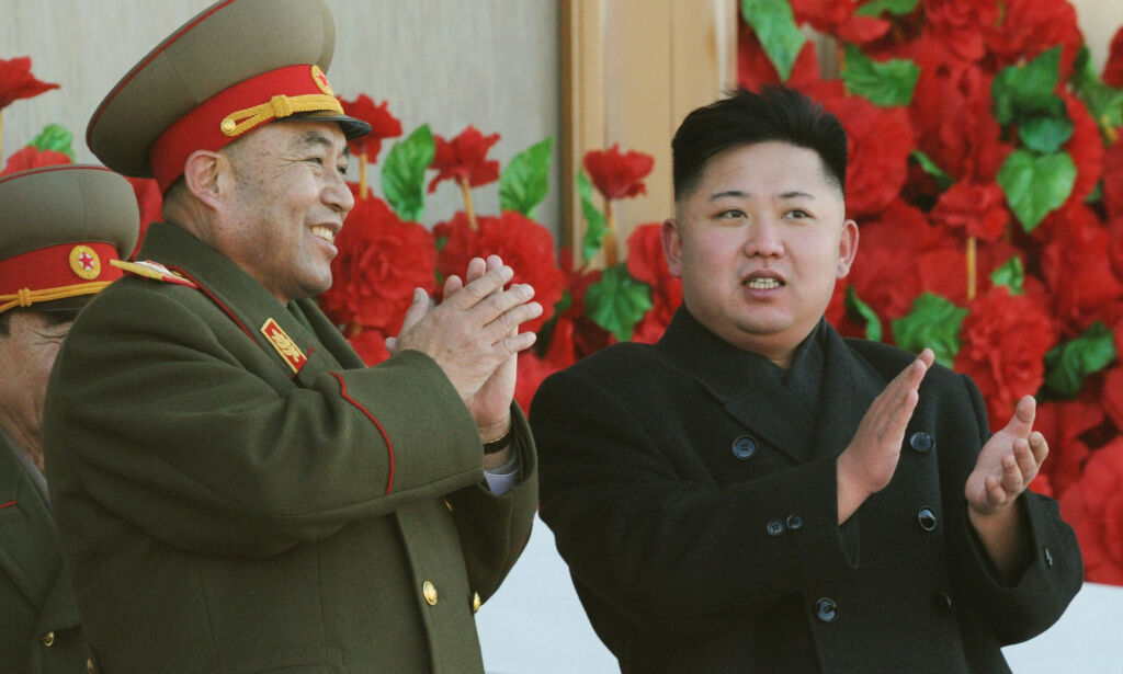 image: Nord-Korea: Trump er lyden av en hund som bjeffer