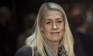 REMA-TOPP: Direktør Mette Fossum Beyer takker for rådene fra Dagbladets eksperter. Foto: Øistein Norum Monsen