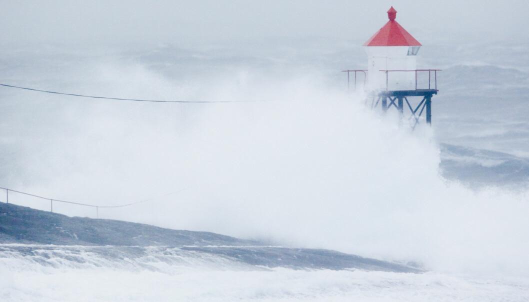 Meteorologene har sendt ut A-varsel: Frykter ekstremvær på Vestlandet i julehelga