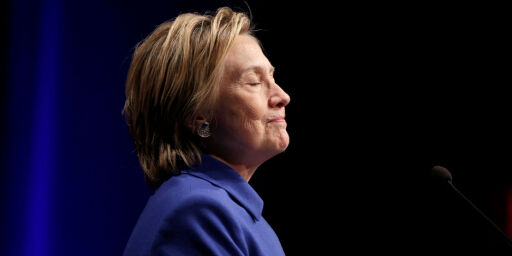 image: - Clinton stiller ikke i nye valg