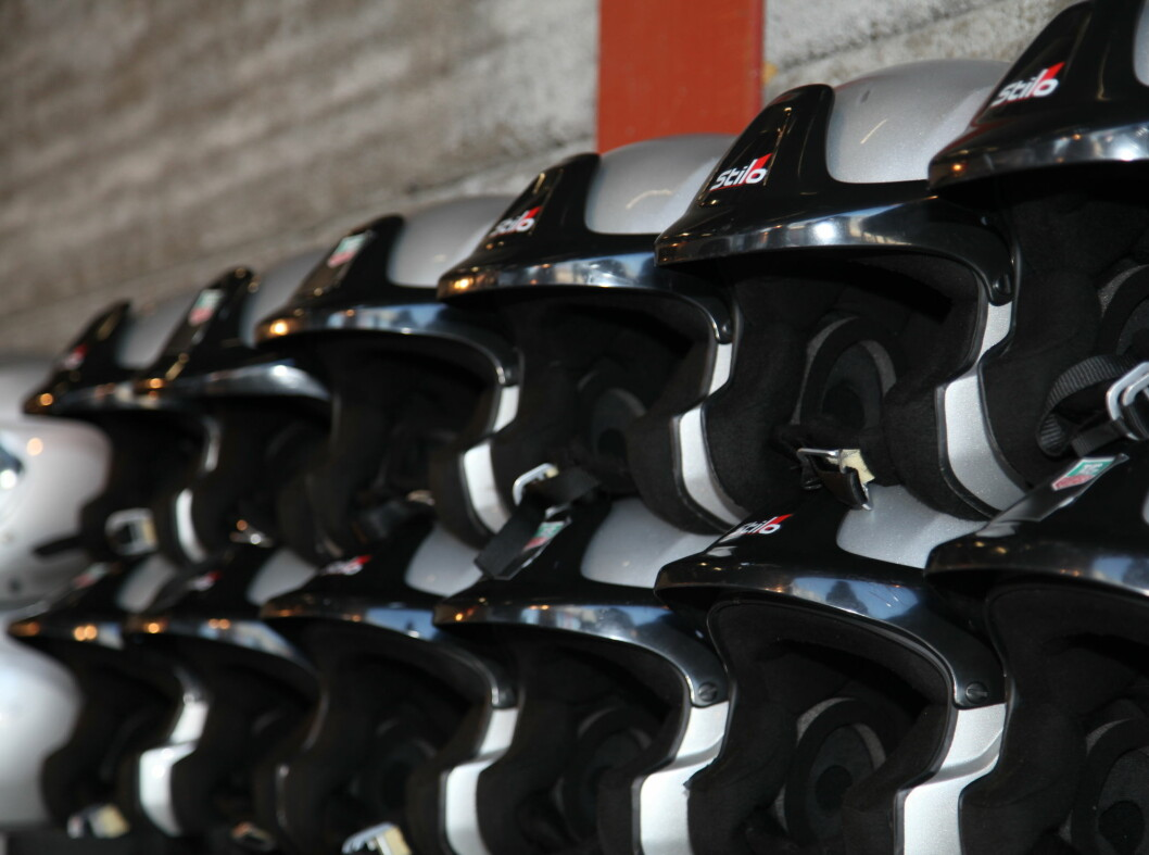 <strong><b>KUPPELHUE:</strong></b> Ready to race. Foto: RUNE M. NESHEIM