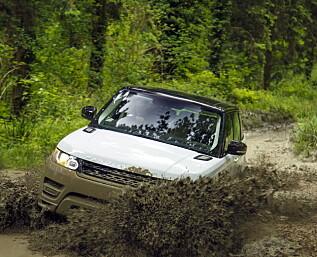 Test: Se hva Range Rover Sport klarer