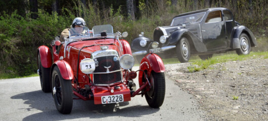 Gamle biler trenger ikke være kjedelige!