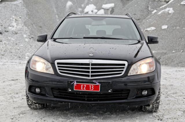 Mercedes c klasse 2009