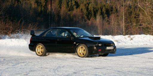 image: Subaru Impreza WRX STI (2004)
