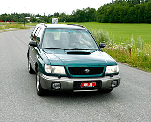 Subaru Forester Turbo (1999)