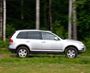 image: Volkswagen Touareg (2005)