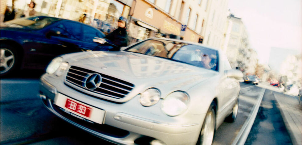 image: Mercedes-Benz CL (2000)