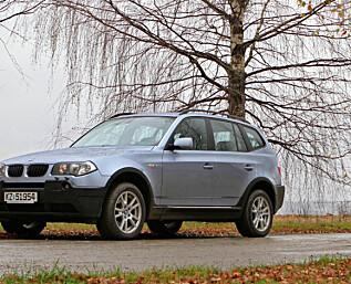 BMW X3 (2005)
