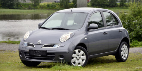 image: Nissan Micra (2009)