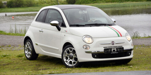 Fiat 500 (2008)