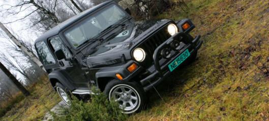 Jeep Wrangler (1999)