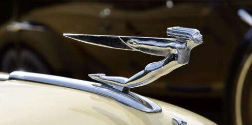 Panserfiguren: Veteranbilens stolthet