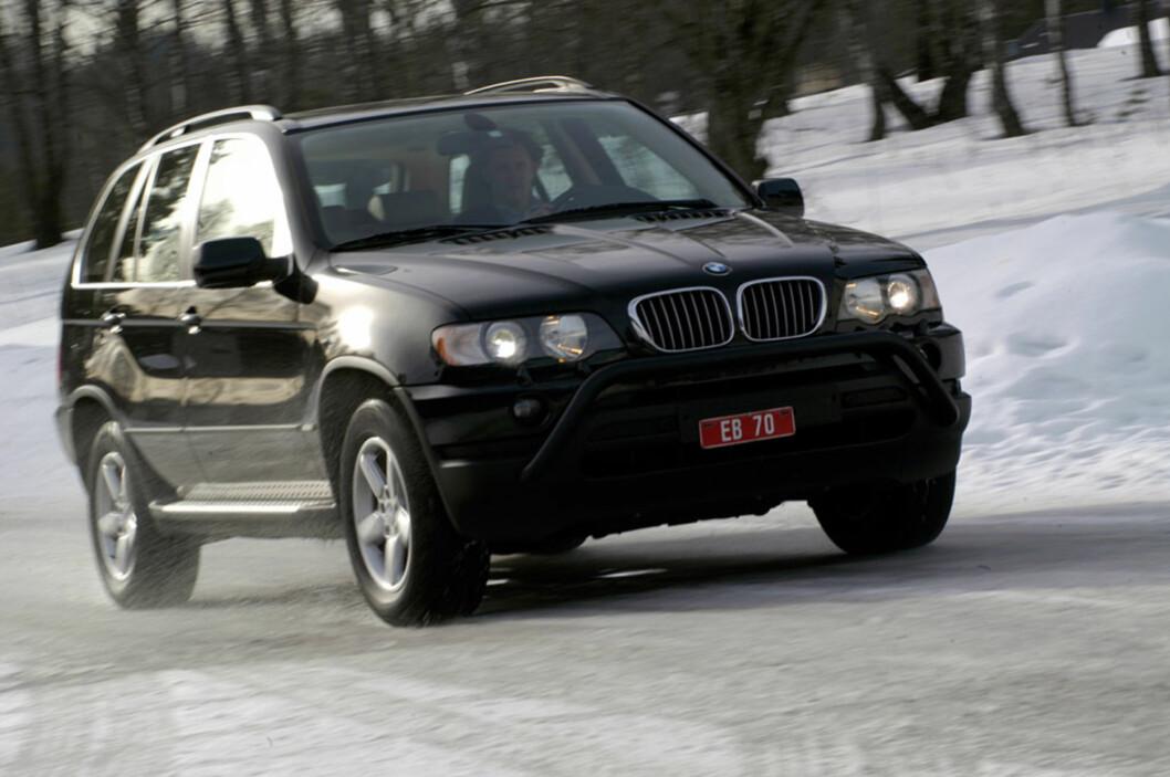 BMW X5 har vært med oss lenge nok til å kunne tilby brukte eksemplarer i absolutt alle prisklasser. Foto: Autofil