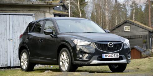 Hva er det med Mazda CX-5?