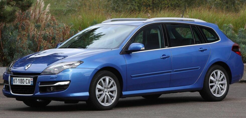 image: Renault Laguna