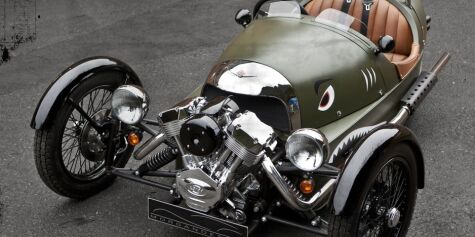 image: Morgan Threewheeler