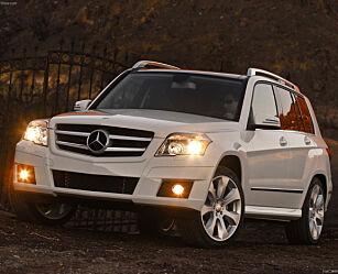 image: Mercedes-Benz GLK