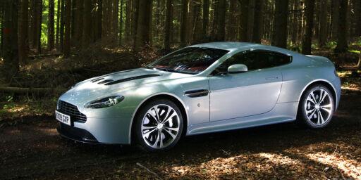 image: Aston Martin Vantage