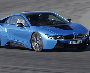 Drømmedag med BMW på Rudskogen
