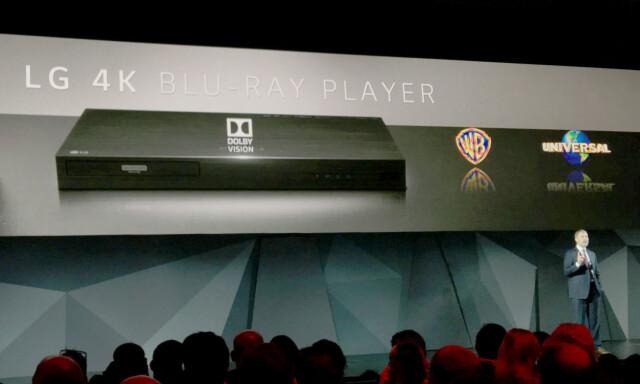 Omtalade Nye UHDBlu-ray-spillere lansert - Blu-ray-spilleren er langt fra EL-02