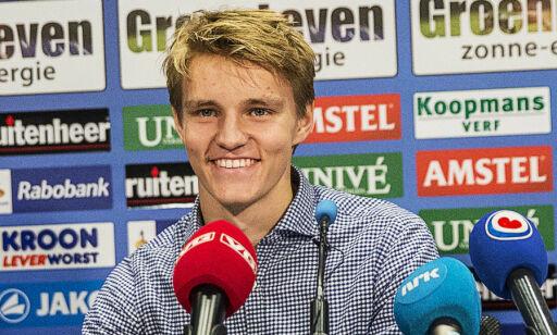 image: Morten P:Var Real Madrid et steg for langt, er Heerenveen et steg i riktig retning