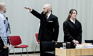 image: Tror Breivik bruker rettssaken til å nå andre fascister