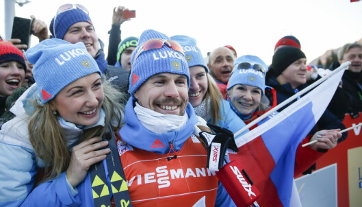 TROR PÅ NORTHUG: Sergej Ustjugov tror Petter Northug har målt 98 i oksygenopptak. Foto: Terje Pedersen / NTB scanpix