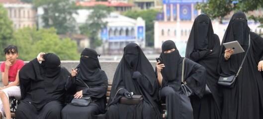 Marokko forbyr all produksjon og salg av burka