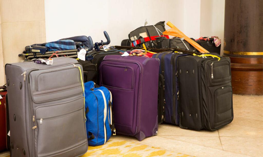image: Verdisakene forsvant de de var innelåst på hotellets oppbevaringsrom. Erstatning = 0 kroner
