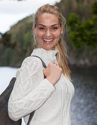 <strong>ERFAREN:</strong> Marna Haugen Burøe er født og oppvokst på gård. Foto: Alex Iversen / TV2