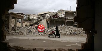 image: Cecilie Hellestveits Syria-bok er imponerende, men skjemmes av rusk